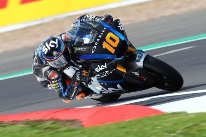 Moto2 Aragon 2019: Marini toppt FT2, Lüthi von Defekt ausgebremst
