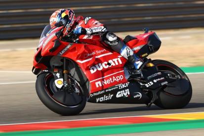 """In der Gruppe hinter Marc"": Dovizioso sieht Ducati im Verfolgerfeld"