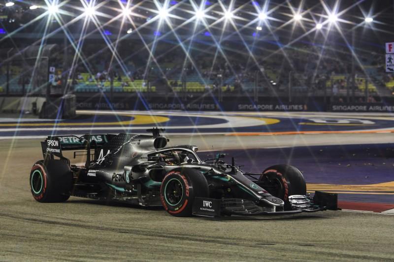 """Hamilton in Topform: Mercedes-Bolide fühlte sich """"besser an als zuletzt"""""""