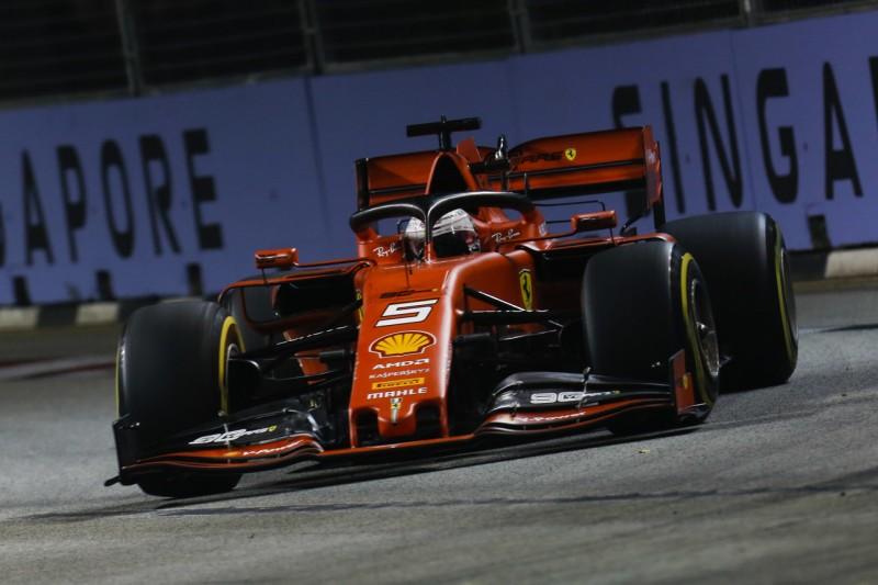 """""""Das Auto ist nervös"""": Ferrari sucht nach der Balance"""