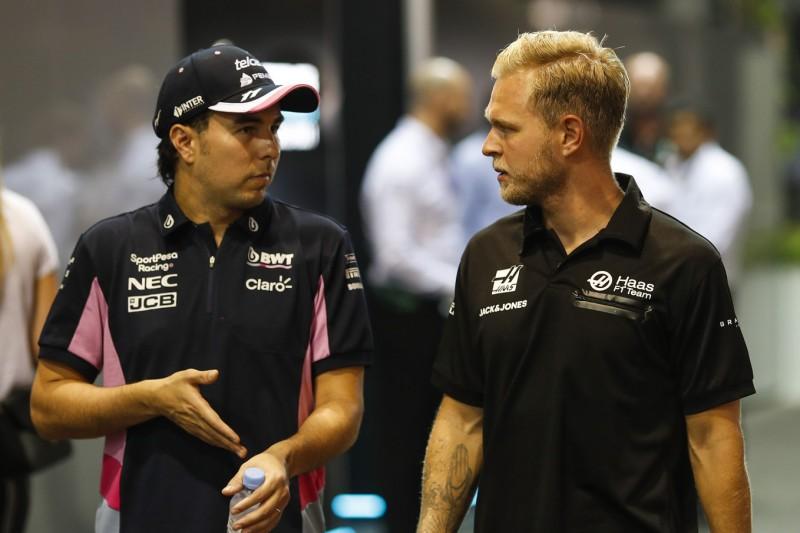 Kevin Magnussen unterstellt: Perez hat bei FIA geflunkert