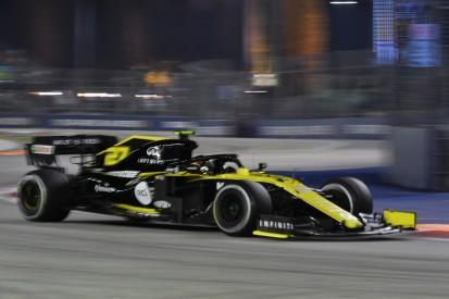 Mit Renault auf P8: Zukunftssorgen tangieren Hülkenberg nicht