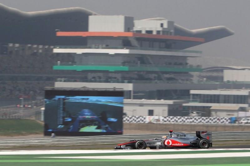 Negativbeispiel Indien: Neue Rennen nicht um jeden Preis