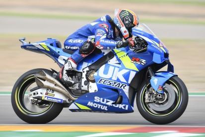 MotoGP Aragon 2019: Rins muss trotz FT3-Bestzeit in Q1 ran