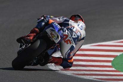 Moto2 Aragon 2019: Fernandez im FT3 erneut klar Schnellster