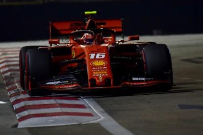 Formel 1 Singapur 2019: Vettel verpasst Pole, Leclerc jubelt