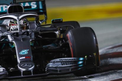 """""""Alles gegeben"""": Hamilton und Mercedes staunen über Ferrari-Pole"""