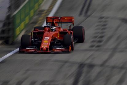 Vettel nur auf P3: Warum er seine letzte Runde abgebrochen hat