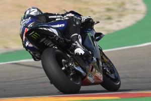 Yamaha-Jäger Quartararo und Vinales: Chance gegen Marquez in Aragon?