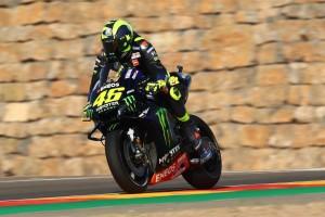 """Startplatz sechs für Rossi: """"Quartararo und Vinales sind schneller als ich"""""""