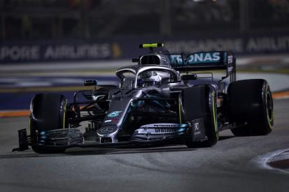 Quali-Spielchen: Bottas beschwert sich über Hamilton