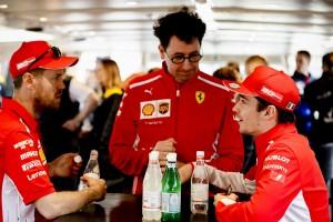 """Mattia Binotto über Vettel: """"Das Beste liegt noch vor ihm"""""""