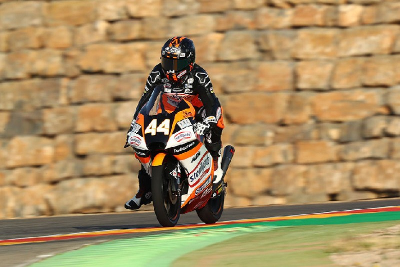 Moto3 Aragon 2019: Canet siegt mit deutlichem Vorsprung