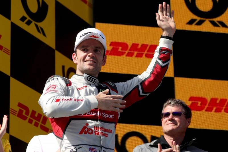 Jamie Green bestätigt Audi-Cockpit für DTM 2020