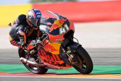 Moto2 Aragon 2019: Zweiter Saisonsieg für Brad Binder und KTM