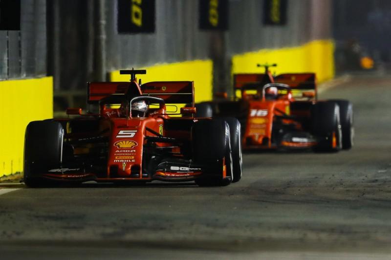 Stimmen Sie ab: Wer waren in Singapur die besten Fahrer?
