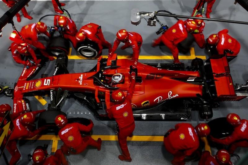 Formel 1 Singapur 2019: Vettel holt bei Taktikschlacht ersten Saisonsieg