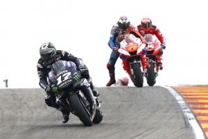 Keine Yamaha auf dem Podest: Vinales & Quartararo hinterfragen Reifenwahl