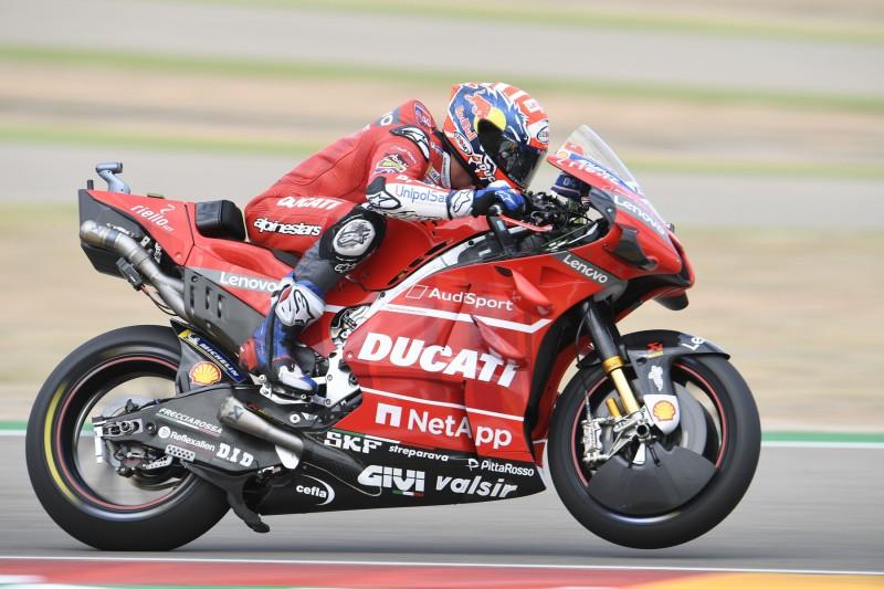 """""""Einfache Entscheidung"""": Dovizioso mit richtiger Reifenwahl starker Zweiter"""