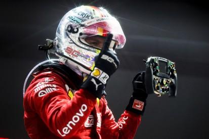 "Sebastian Vettel beendet Durststrecke in Singapur: ""Das tut sehr gut!"""