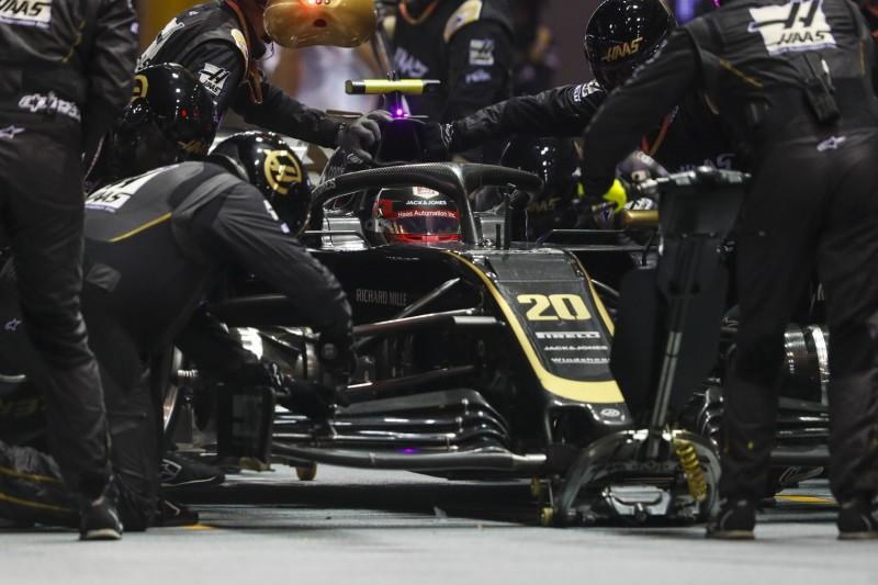 Magnussen Letzter: Plastiktüte ruiniert Haas' Punkteträume