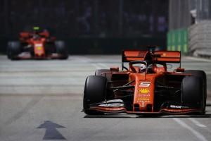 Toto Wolff: Ferraris nehmen sich gegenseitig Punkte weg
