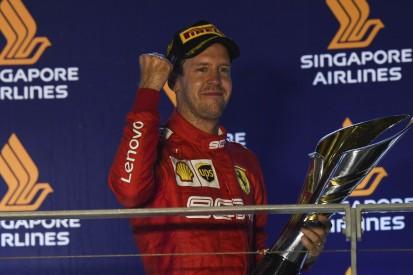 Fanpost als Motivation: Vettel bedankt sich für Zuspruch nach Monza