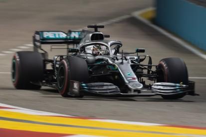 Reifen zerstört: Mercedes patzte bei Hamiltons Strategie gleich doppelt