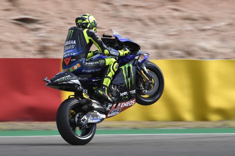 Yamaha-Updates: Trotz Topspeed-Vorteil kein wirklicher Fortschritt?