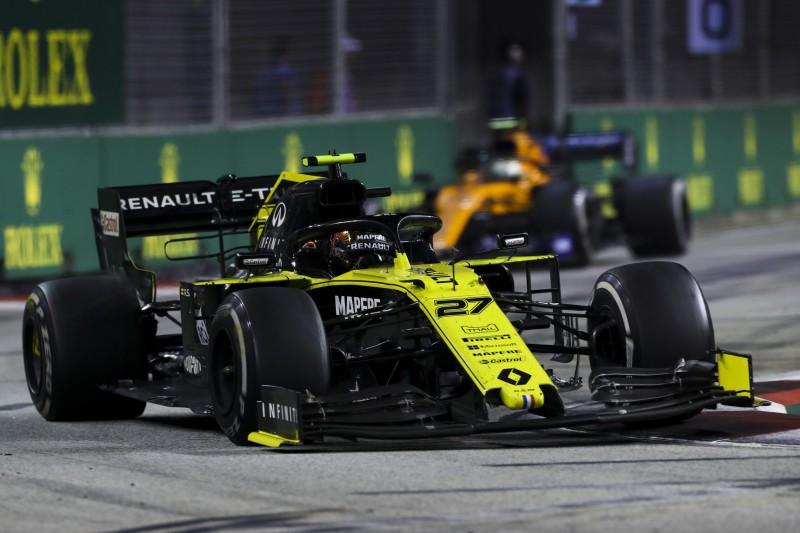 "WM-Duell gegen McLaren: Renault schafft ""Schadensbegrenzung"""