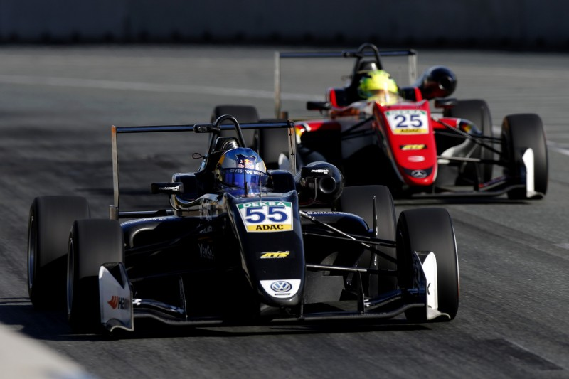 Peroni-Ersatz: David Schumacher vor Debüt in der Formel 3