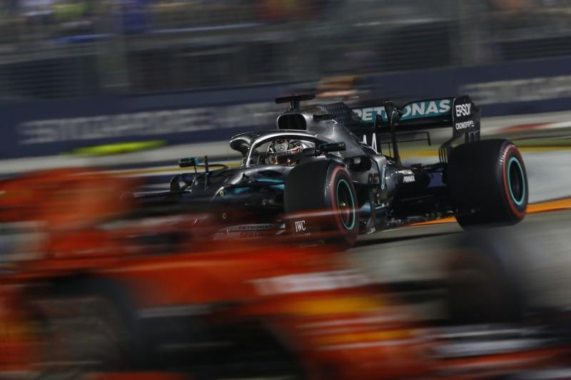 """""""WM noch nicht gewonnen"""": Hamilton nimmt Mercedes in die Pflicht"""