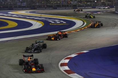 """""""Das ist kein Racing"""": Klare Worte von Norris nach Singapur-Bummelfahrt"""