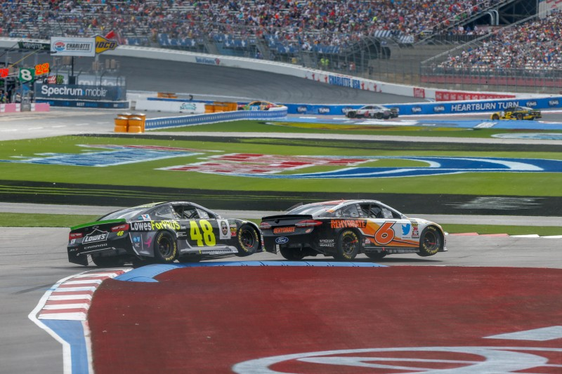 Charlotte Roval: IndyCar-Champ mit Demorunden am NASCAR-Wochenende