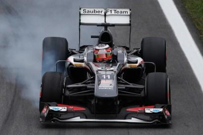 Nico Hülkenberg: Saison 2013 beim Sauber-Team war ein Fehler
