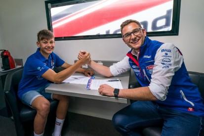 PrüstelGP-Team für die Moto3-Saison 2020 mit zweitem Rookie komplett