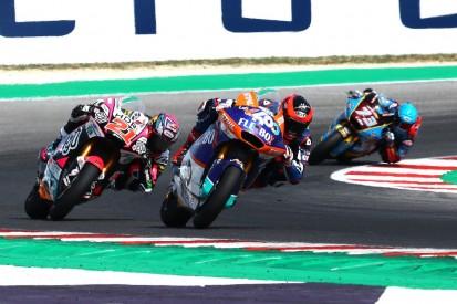Reaktion auf Moto2 Misano: Update der Track-Limit-Regel in letzter Runde