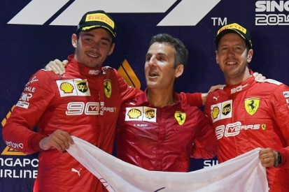 Ferrari verteidigt Strategie: Vettels Singapur-Sieg nur ein Nebeneffekt