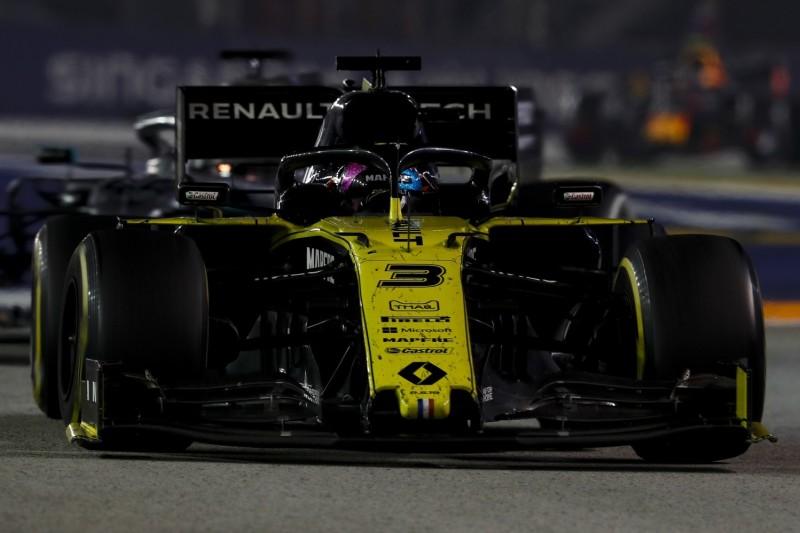 """""""Trial and Error"""": Wie Ricciardo bei Renault in die Spur gefunden hat"""