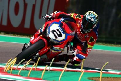Nach langer Verletzungspause: Leon Camier in Magny-Cours wieder dabei