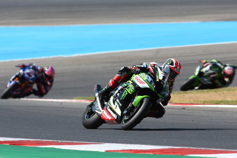 Superbike-WM 2019 in Magny-Cours: TV-Übertragungen & Livestream