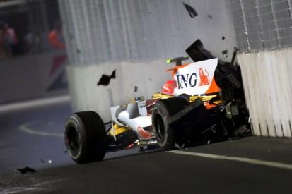 "Singapur baut um: Verschwindet die ""Crashgate""-Kurve?"