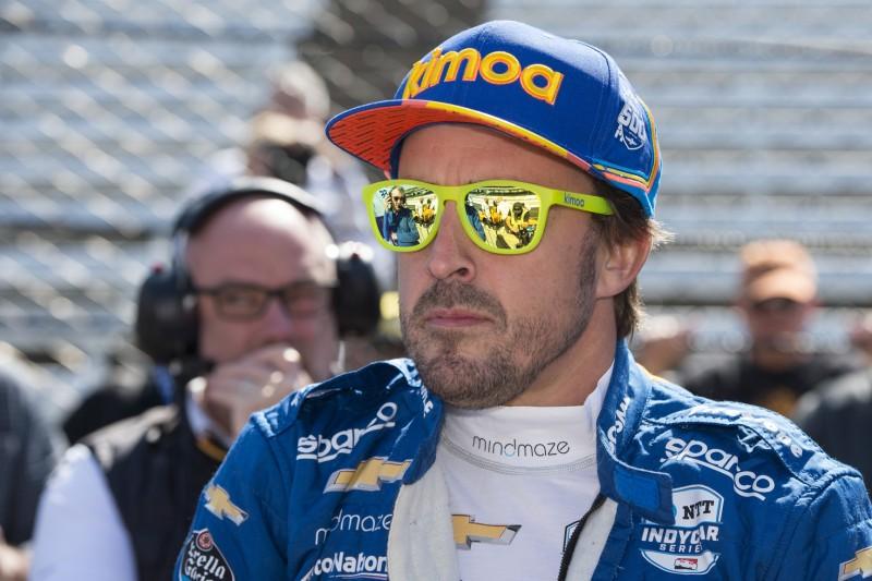 Alonso: Indy-500-Sieger Pagenaud rät ihm zu voller IndyCar-Saison