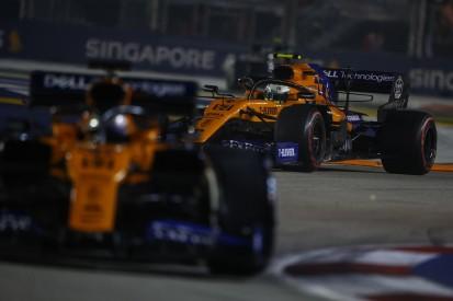 """""""Übergangsphase"""": McLaren-Spagat zwischen 2019 und 2020"""