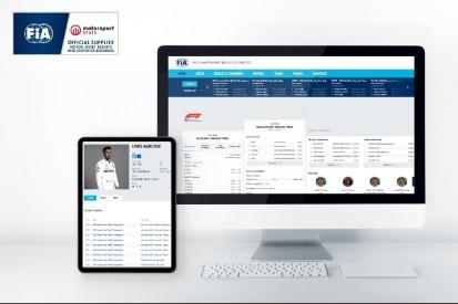 FIA-Datenbank jetzt für die Fans freigeschaltet!