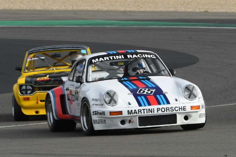 DTM Hockenheim: Legenden fahren ihre Autos von einst