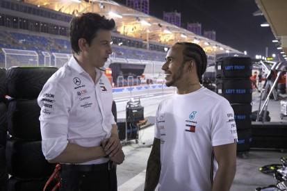 Toto Wolff: Mercedes würde Hamilton Formel-E-Auto testen lassen