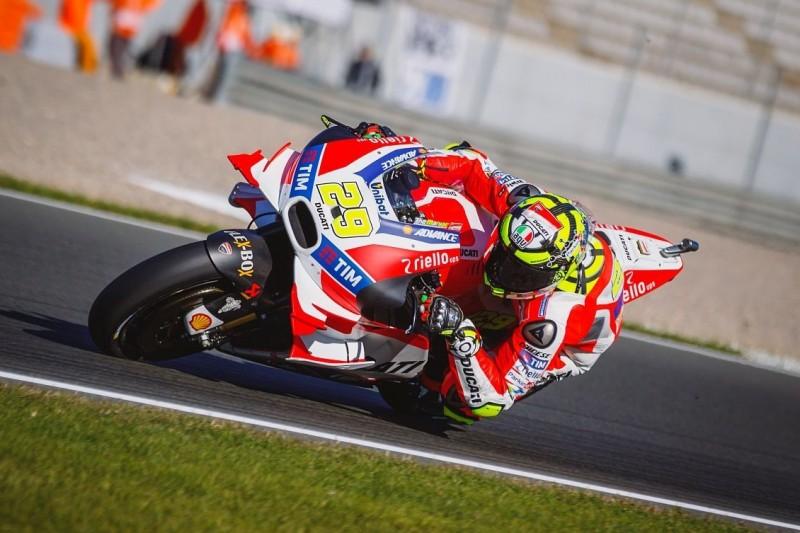 """Iannone bereut Wechsel: """"Hätte bei Ducati bleiben sollen"""""""