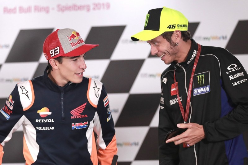 """Rossi ist sicher: """"Marquez kann sich sogar noch verbessern"""""""