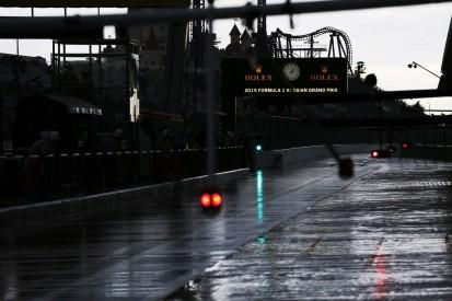 Formel-1-Wetter Russland: Regenwahrscheinlichkeit nimmt zu